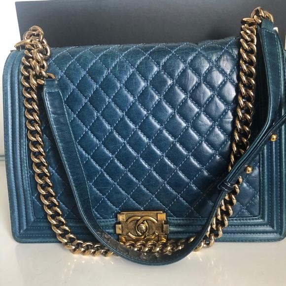 CHANEL Handbags - Chanel Le Boy